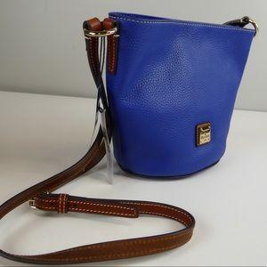 Dooney & Bourke Small Thea Leather Crossbody NWT